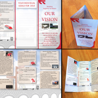 booklet design warrington