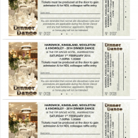 tickets design
