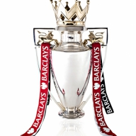 premier league trophy barclays