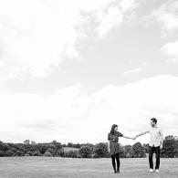 engagement photo shoot manchester