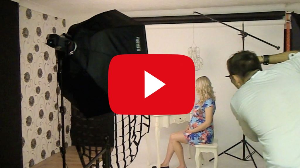 photography behind the scenes videos
