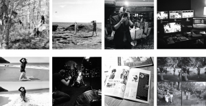 behind the scenes photography