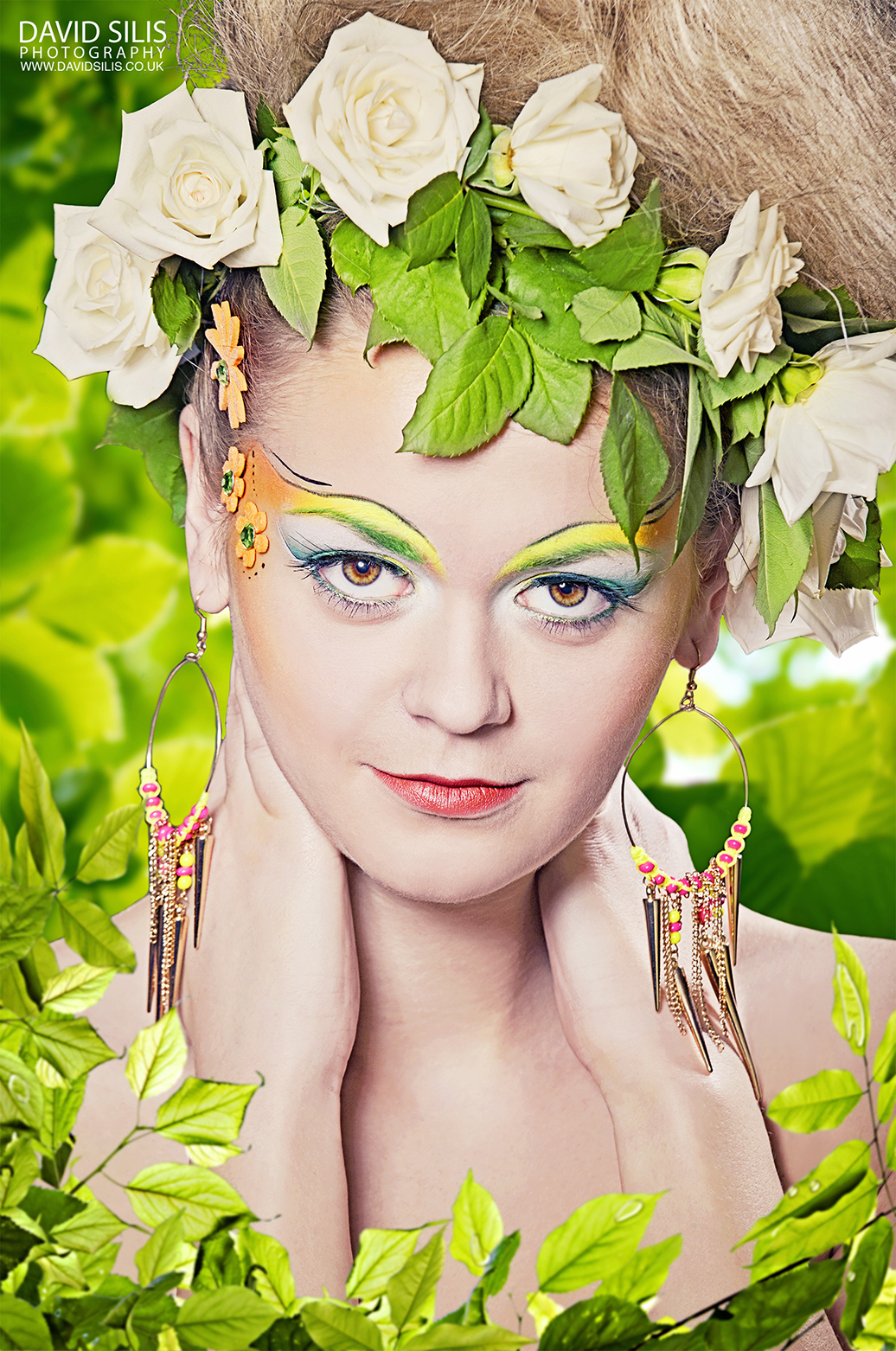 Colorful And Creative Fashion Photography Professional