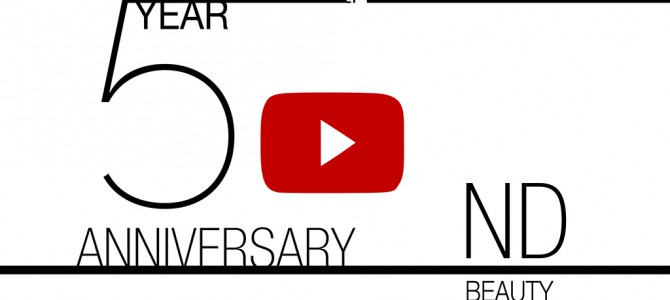 ND BEAUTY SKIN CLINIC 5th ANNIVERSARY  ( video production manchester )